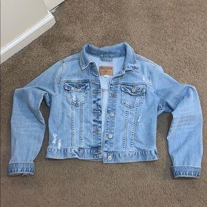 Hollister denim Jean jacket